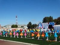 II Областная спартакиада среди спортивно-досуговых центров сельских поселений Челябинской области сентябрь 2018г.