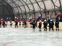 Хоккейный корт (открытие)