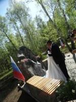 Открытие памятника 9 мая